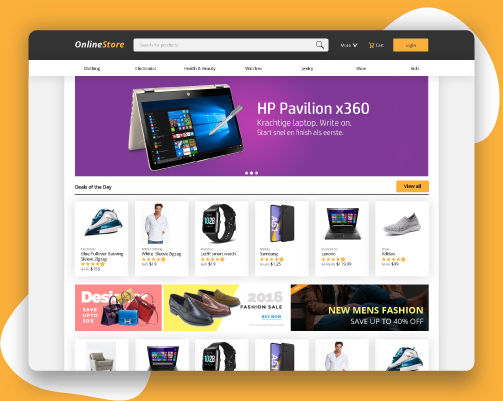 ecommerce development company UAE