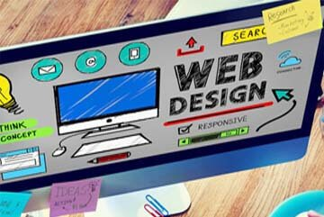wesite development and design