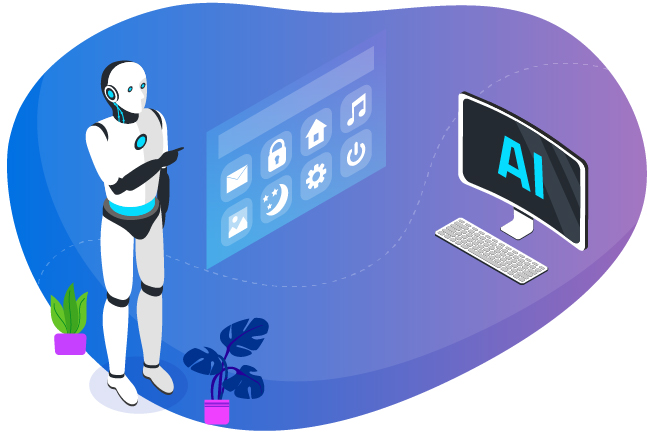 Artificial Intelligence in WordPress Website