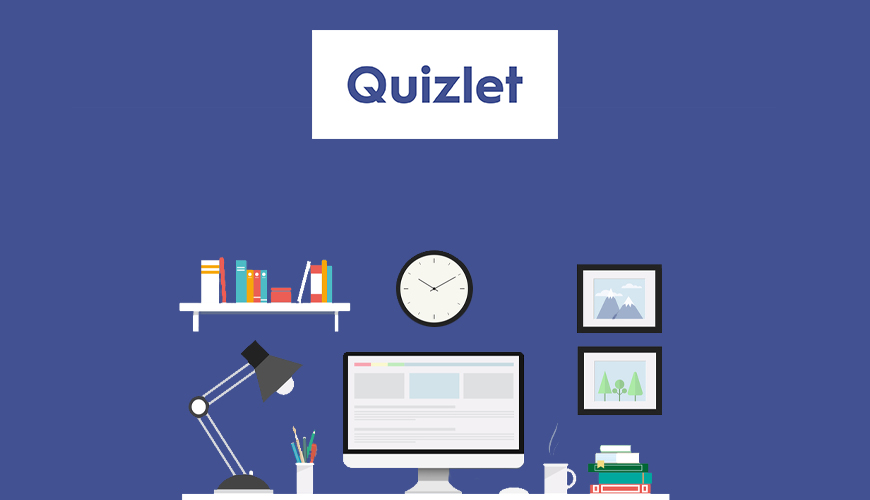 quizlet elearning educational apps