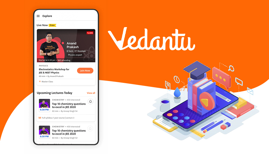 vedantu elearning educational apps